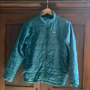 Patagonia kids zip up jacket